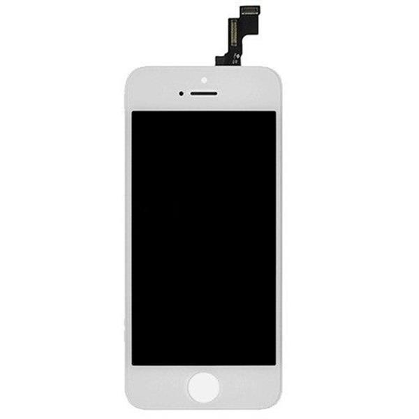 Grote foto iphone 5s scherm touchscreen lcd onderdelen aa kwalit telecommunicatie toebehoren en onderdelen