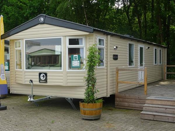 Grote foto stacaravan swift adventure caravans en kamperen stacaravans