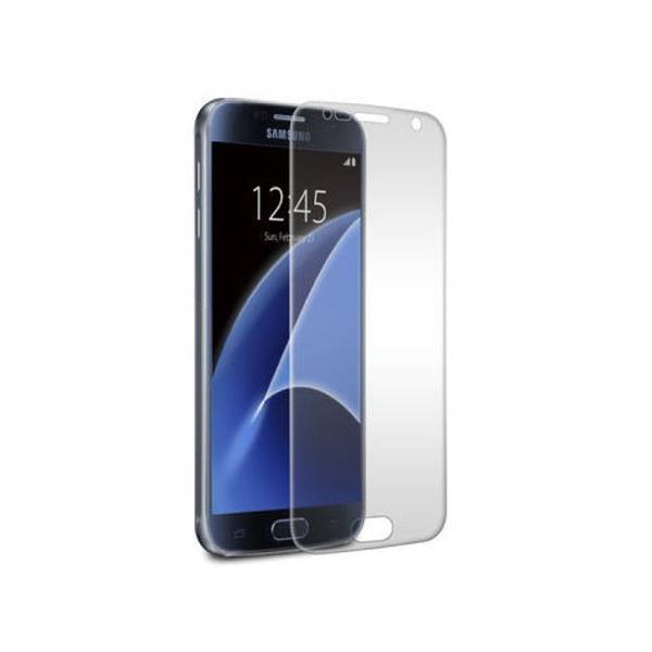 Grote foto 3 pack screen protector samsung galaxy s7 tempered glass fil telecommunicatie toebehoren en onderdelen
