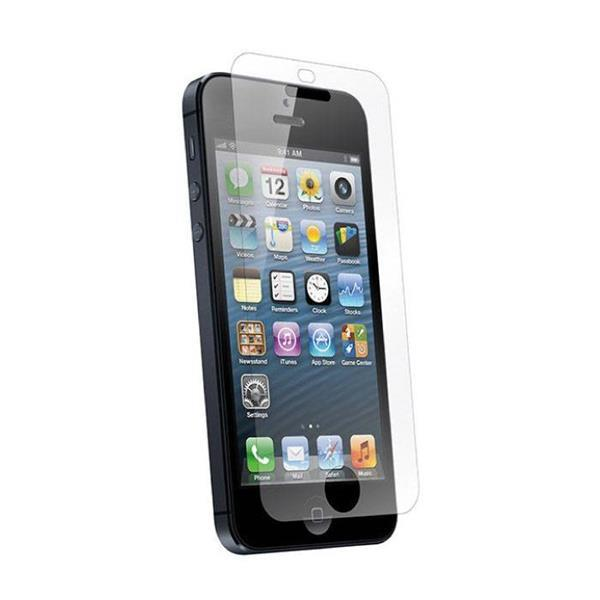 Grote foto 3 pack screen protector iphone se tempered glass film 076612 telecommunicatie toebehoren en onderdelen