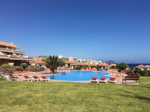 Grote foto tenerife appartement zeezicht golf del sur vakantie strandvakanties