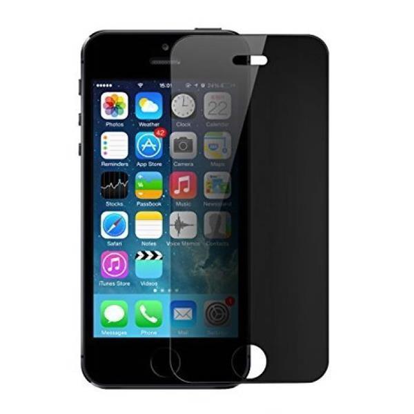 Grote foto iphone se privacy screen protector tempered glass film gehar telecommunicatie toebehoren en onderdelen