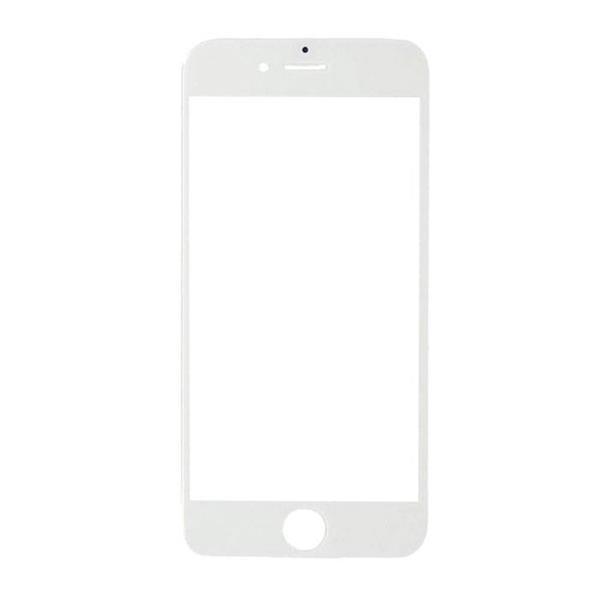 Grote foto iphone 6 6s 4.7 frontglas glas plaat aaa kwaliteit wit 0 telecommunicatie toebehoren en onderdelen