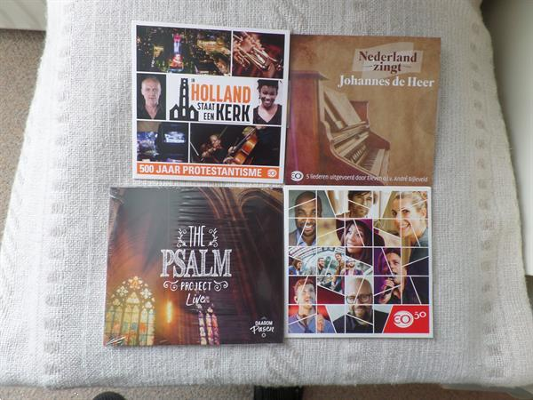 Grote foto 5 prachtige nieuwe christelijke cd voor 5 euro cd en dvd meditatie en spiritualiteit