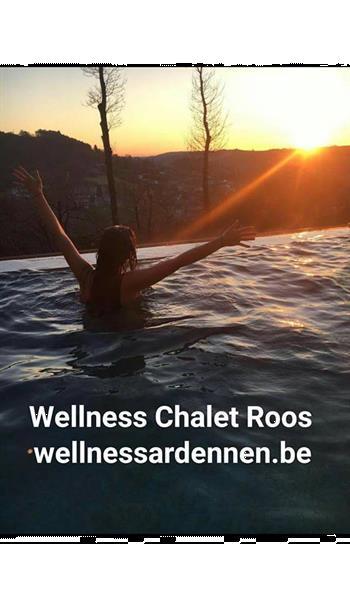 Grote foto durbuy ardennen luxe chalet te huur prive wellness vakantie belgi
