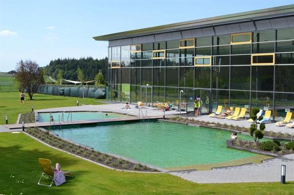 Grote foto bungalow voor 16 pers in luxemburg zwembad vakantie belgi