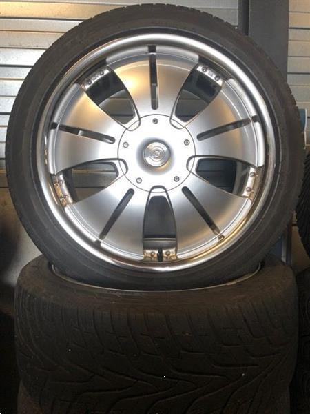 Grote foto 4103 set 20 bsa wielen voor vw t5 bmw x5 rangerover auto onderdelen overige auto onderdelen