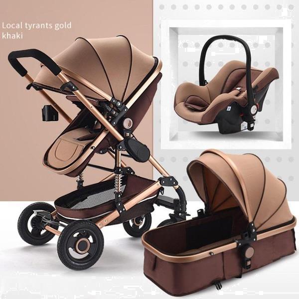 Grote foto hoge kwaliteit baby kinderwagen hoge landschap kinderen en baby kinderwagens