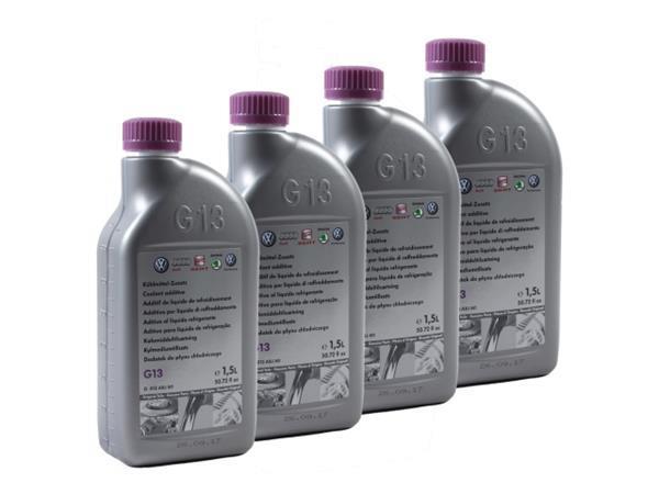 Grote foto original audi vw koeler antivries koelmiddel additief g13 6 auto onderdelen accessoire delen