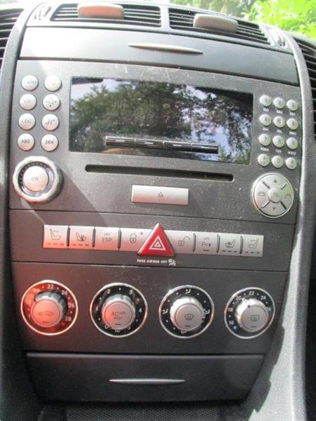 Grote foto mercedes slk200 kompr roadster aut 2004 95.000km auto mercedes