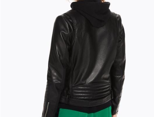 Grote foto de perfecte perfecto kleding dames jassen winter