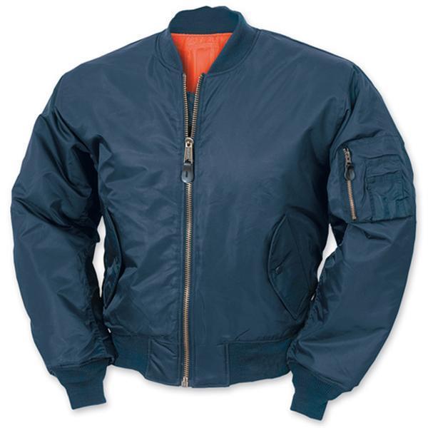 Grote foto bomberjacks ma1 cwu n2b 3nb kleding heren jassen winter