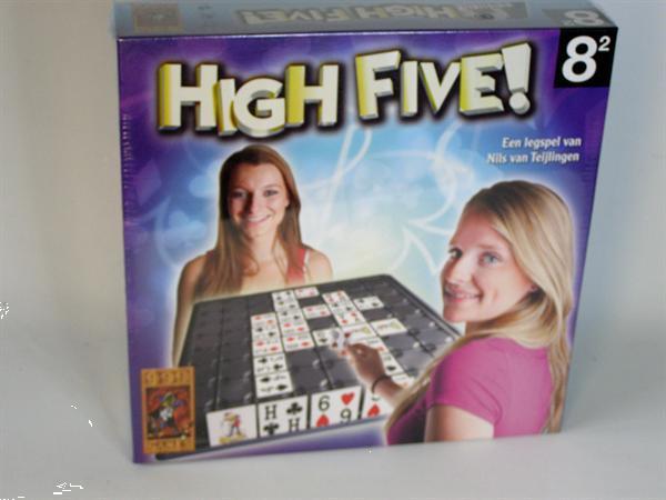 Grote foto bordspel high five leuk gezelschapspel hobby en vrije tijd gezelschapsspellen bordspellen