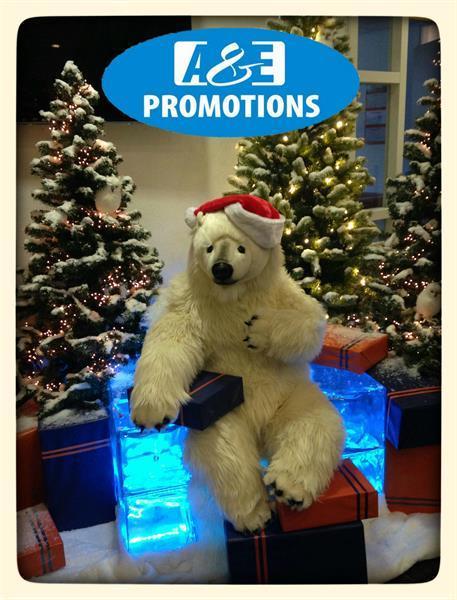 Grote foto verhuur sneeuwpanter 3d groot winter etalering diensten en vakmensen entertainment