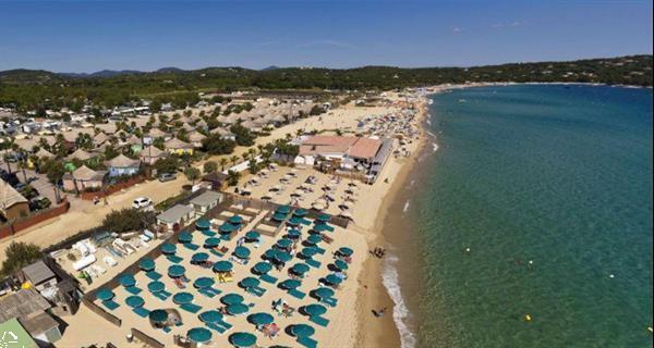 Grote foto te huur zeer luxe stacaravan in frankrijk strand vakantie frankrijk