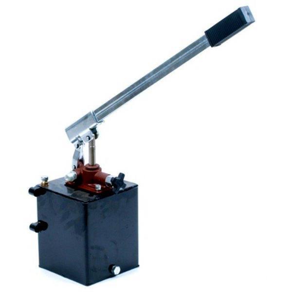 Grote foto hydrauliek hand pomp groot doe het zelf en verbouw gereedschappen en machines