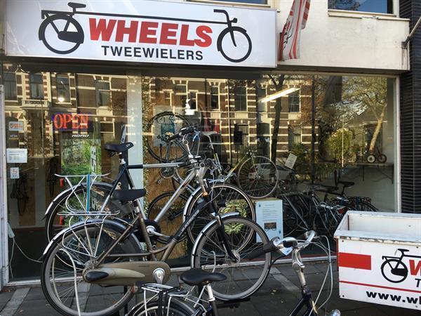 Grote foto damesfietsen gebruikt 3 verdiepingen nijmegen fietsen en brommers damesfietsen