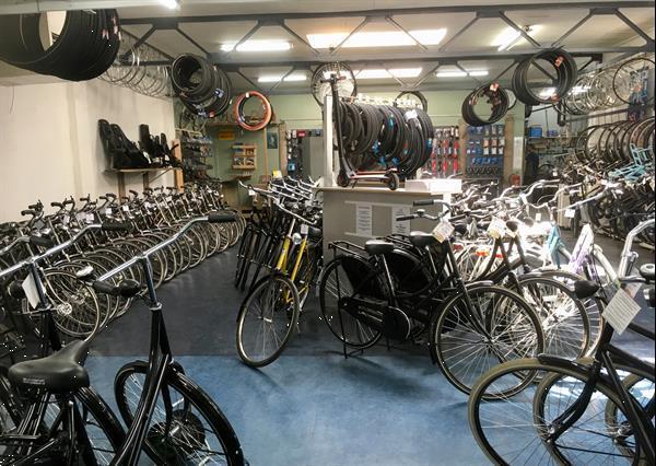 Grote foto omafiets goedkoop wheels tweewielers nijmegen fietsen en brommers omafietsen