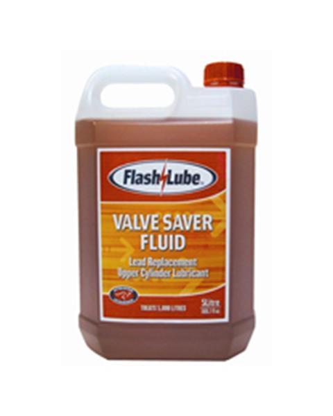 Grote foto flashlube valve saver fluid 5 ltr. auto diversen onderhoudsmiddelen