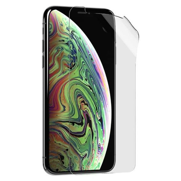 Grote foto 3 pack screen protector iphone x sterke foil folie pet film telecommunicatie toebehoren en onderdelen