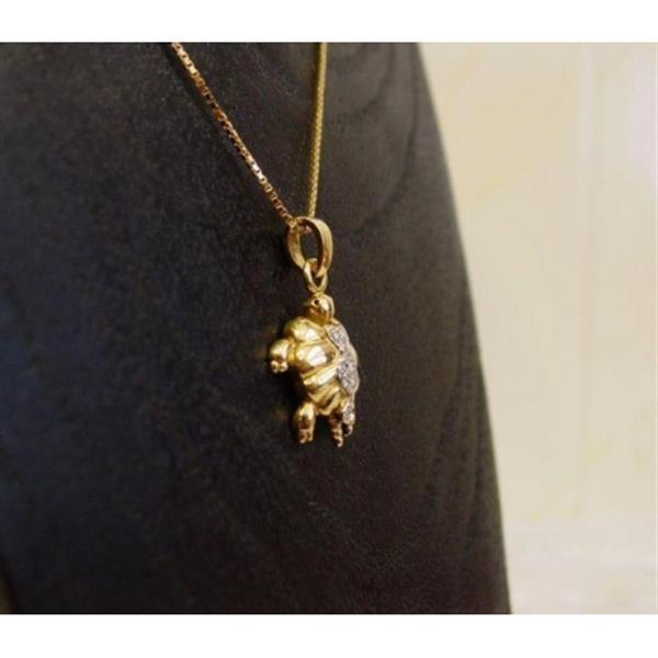 Grote foto gouden 3d schildpad hanger sieraden tassen en uiterlijk armbanden voor hem