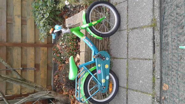 Grote foto kinderfiets fietsen en brommers kinderfietsen