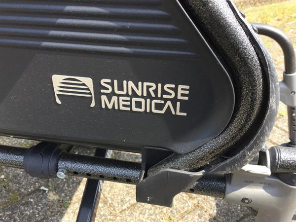 Grote foto rolstoel sunrise medical ultra light beauty en gezondheid rollators