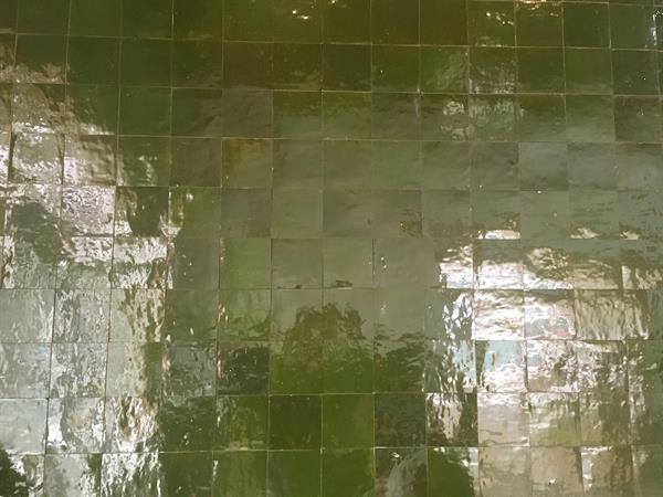 Grote foto zelliges handgemaakte marokaanse zellige wandtegels in 10x doe het zelf en verbouw tegels