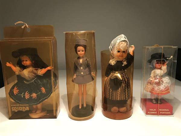Grote foto klederdrachtpoppen 2 verzamelen poppen