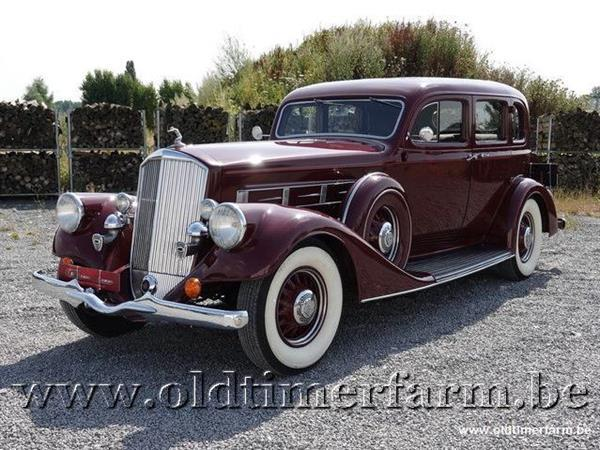 Grote foto pierce arrow 1245 sedan v12 35 auto diversen oldtimers