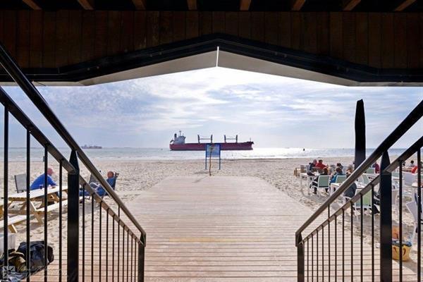 Grote foto 4 persoons beachroom vlissingen vakantie nederland zuid