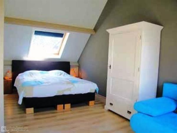 Grote foto luxe 8 persoons vakantiehuis nabij cadzand en sluis met saun vakantie nederland zuid
