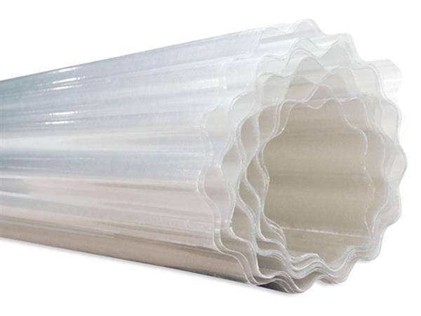 Grote foto golfplaat op rol polyester 76 18 waterafloop 250 cm doe het zelf en verbouw dakpannen