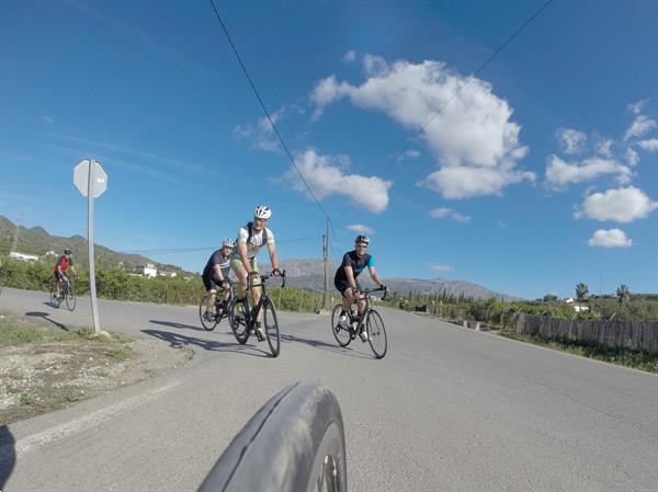 Grote foto winteraanbieding fietsweek 850 euro per 2 pers. vakantie sportief en actief