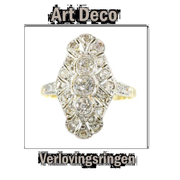 Grote foto art decoverlovingsring met sublieme diamant. sieraden tassen en uiterlijk ringen voor haar