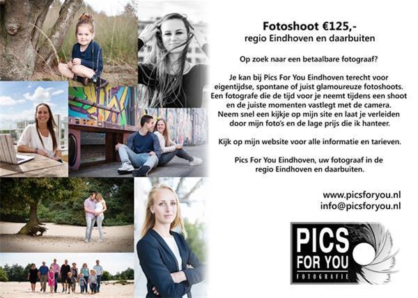Grote foto fotoshoot eindhoven 125 diensten en vakmensen fotografen