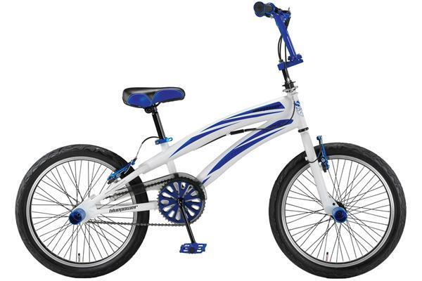 Grote foto umit blue power 20 inch bmx fietsen en brommers algemeen