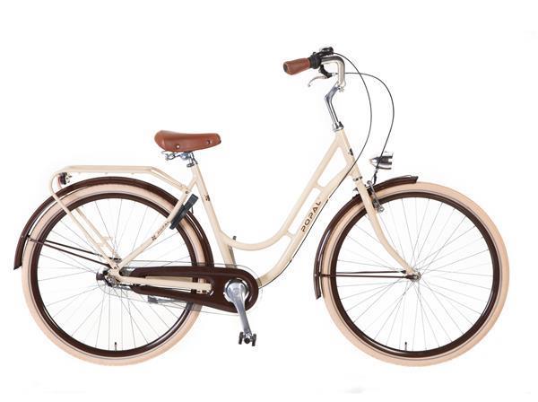 Grote foto swing damesfiets 28 inch bruin fietsen en brommers damesfietsen