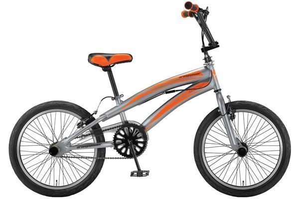 Grote foto umit orange power 20 inch bmx fietsen en brommers algemeen