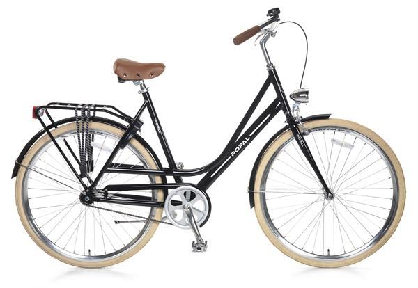 Grote foto elize 28 inch damesfiets zwart fietsen en brommers damesfietsen