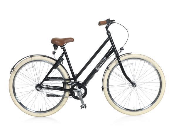 Grote foto montebella n3 damesfiets 28 inch zwart fietsen en brommers damesfietsen