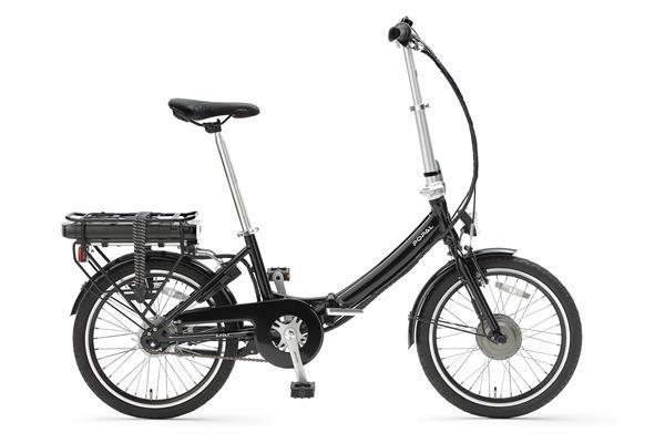 Grote foto elektrische vouwfiets e folt 3.1 shimano glans zwart fietsen en brommers elektrische fietsen