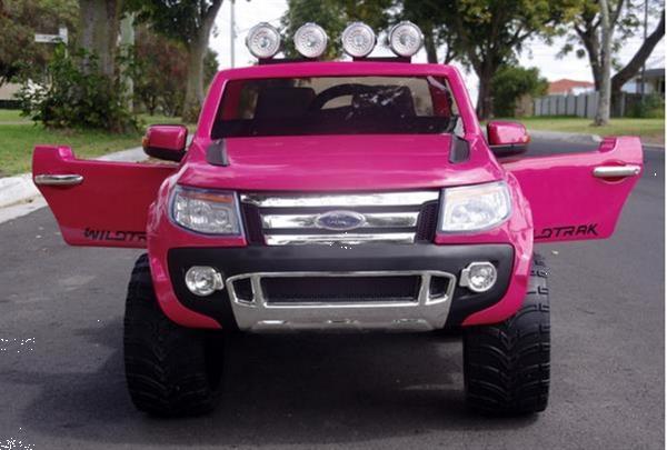 Grote foto ford ranger roze 12v full options 12v10ah kinderen en baby los speelgoed