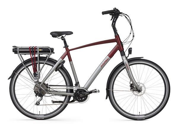 Grote foto e volution 13.0 elektrische herenfiets 28 inch iron grijs fietsen en brommers elektrische fietsen