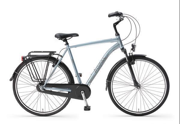 Grote foto cityflex 28 inch 3 versnellingen blauw fietsen en brommers herenfietsen