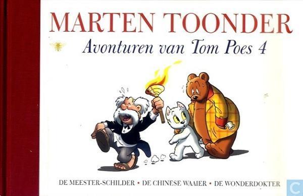 Grote foto tom poes boeken boeken stripboeken
