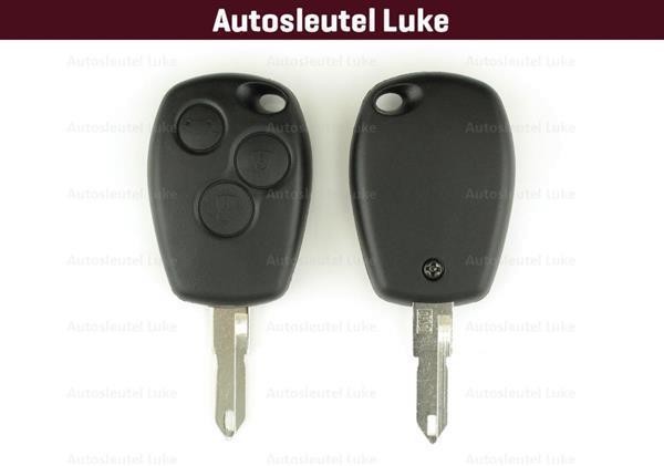 Grote foto opel 3 knops sleutel kpb045 auto onderdelen overige auto onderdelen