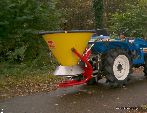 Grote foto morgnieux ecp 400 kunstmeststrooier agrarisch mechanisatie