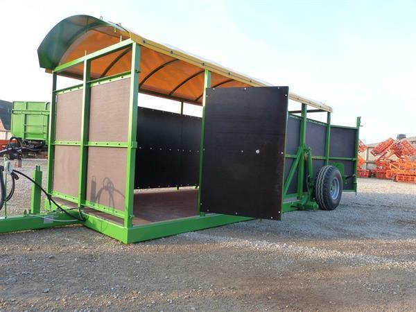 Grote foto laumetris veewagen 8 ton agrarisch mechanisatie