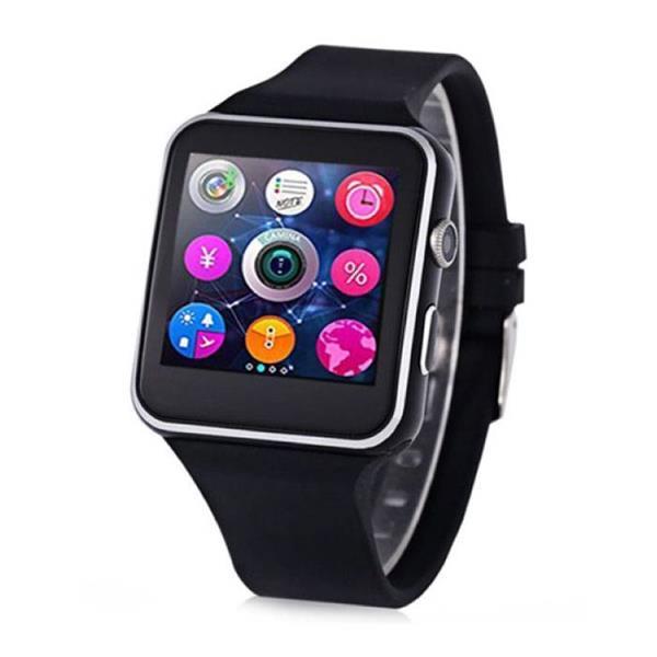 Grote foto originele x6 smartwatch smartphone fitness sport activity tr telecommunicatie mobieltjes